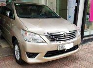 Bán Toyota Innova 2.0E sản xuất năm 2013, màu vàng chính chủ, giá 545tr giá 545 triệu tại Hà Nội