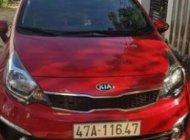 Cần bán xe Kia Rio sản xuất năm 2015, màu đỏ, xe nhập giá 470 triệu tại Đắk Lắk