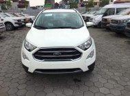 Cần bán xe Ford EcoSport 1.5L Titanium AT đời 2019, màu trắng, nhập khẩu nguyên chiếc, giá 620tr liên hệ 0911997877 giá 605 triệu tại Vĩnh Phúc