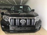 Bán xe Toyota Prado vx năm 2018, màu đen, xe nhập giá 2 tỷ 340 tr tại Hà Nội
