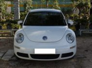 Cần bán gấp Volkswagen Beetle 1.6AT năm 2009, màu trắng, nhập khẩu nguyên chiếc, 520tr giá 520 triệu tại Bình Định