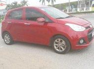 Cần bán xe Hyundai i10 1.0MT đời 2015, màu đỏ, xe nhập, giá 299tr giá 299 triệu tại Vĩnh Phúc
