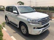 Cần bán xe Toyota Land Cruiser 2016, màu trắng, xe nhập, giá tốt giá Giá thỏa thuận tại Hà Nội