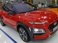 Cần bán xe Hyundai Kona 1.6 Turbo đời 2018, màu đỏ giá 745 triệu tại Tp.HCM