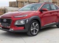 Bán xe Hyundai Kona 1.6 Turbo đời 2018, màu đỏ, giá tốt giá 745 triệu tại Tp.HCM