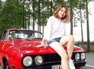 Bán Toyota Celica sản xuất 1969, màu đỏ 1968 đẹp nguyên zin và có hỗ trợ độ nếu có nhu cầu giá 288 triệu tại Tp.HCM