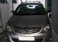 Cần bán lại xe Toyota Innova đời 2009, màu bạc xe gia đình giá 415 triệu tại Thái Bình