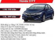 [Đồng Nai] Honda City 2018 giá chỉ từ 559 triệu đồng, giao xe ngay trong tháng 12 giá 559 triệu tại Đồng Nai