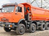 Bán xe Kamaz Ben Kamaz 6540 năm 2016, màu cam, nhập khẩu nguyên chiếc giá 1 tỷ 310 tr tại Bình Dương