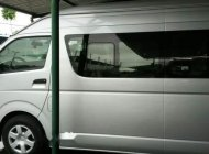 Cần bán lại xe Toyota Hiace năm sản xuất 2016, màu bạc, nhập khẩu, giá 510tr giá 510 triệu tại Khánh Hòa