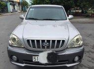 Bán Hyundai Terracan năm sản xuất 2003, màu bạc, xe nhập giá 199 triệu tại Tp.HCM
