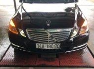 Cần bán xe Mercedes E300 2012, màu đen chính chủ giá 1 tỷ 80 tr tại Quảng Ninh