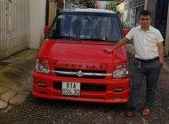 Cần bán lại xe Suzuki Wagon R+ 2006, màu đỏ giá 165 triệu tại Gia Lai