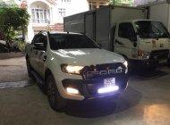 Bán Ford Ranger sản xuất 2015, màu trắng, nhập khẩu giá 760 triệu tại Hà Giang