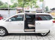 Bán xe Kia Sedona platinum D năm 2018, màu trắng giá 1 tỷ 209 tr tại Tp.HCM
