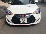 Cần bán lại xe Hyundai Veloster AT sản xuất 2012, màu trắng  giá 485 triệu tại Bình Dương