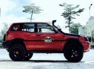 Bán Nissan Terrano năm sản xuất 2002, màu đỏ, 2 cầu máy dầu có Tubor tăng áp, gầm bệ cực ngon giá 385 triệu tại Hà Nội