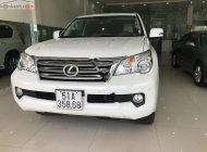 Bán Lexus GX 460 đời 2012, màu trắng, nhập khẩu nguyên chiếc giá 2 tỷ 800 tr tại Quảng Ngãi