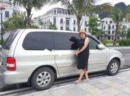 Bán Kia Carnival GS 2.5 AT 2009, màu bạc, nhập khẩu giá 360 triệu tại BR-Vũng Tàu