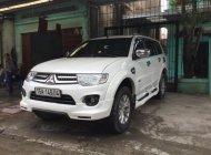 Bán xe Mitsubishi Pajero Sport đời 2014, màu trắng, nhập khẩu nguyên chiếc, giá 650tr giá 650 triệu tại Hải Phòng