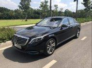 Cần bán Mercedes S500L 2013, màu đen chính chủ giá 2 tỷ 950 tr tại Tp.HCM