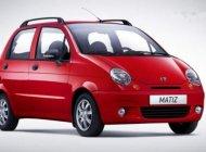 Cần bán gấp Daewoo Matiz đời 2007, màu đỏ, xe nhập, giá tốt giá Giá thỏa thuận tại Thái Nguyên