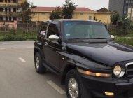 Cần bán gấp Ssangyong Korando MT năm 2009, màu đen, xe nhập giá cạnh tranh giá 185 triệu tại Nghệ An
