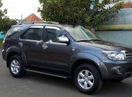 Cần bán lại xe Toyota Fortuner 2.5 sản xuất năm 2010, màu xám xe gia đình giá 610 triệu tại Lâm Đồng