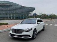 Cần bán xe Mercedes S450 Luxury sản xuất 2018, màu trắng giá 4 tỷ 499 tr tại Hà Nội