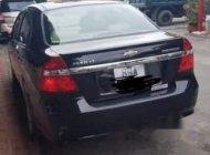 Bán Chevrolet Aveo đời 2015, màu đen, đăng ký tháng 10/2015, số sàn giá 270 triệu tại Hà Nội