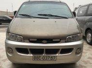 Cần bán Hyundai Starex sản xuất năm 1999, màu xám (ghi), nhập khẩu giá 80 triệu tại Vĩnh Phúc