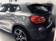 Bán xe Mercedes-Benz GLA Class năm 2016, màu xám (ghi) giá 1 tỷ 430 tr tại Tp.HCM