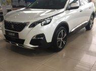 Cần bán xe Peugeot 5008 1.6 AT sản xuất năm 2019, màu trắng giá 1 tỷ 399 tr tại Hà Nội