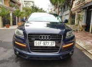 Cần bán xe Audi Q7 3.6 V6 FSI quattro 2008, màu xanh lam, xe nhập giá 650 triệu tại Tp.HCM