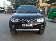 Bán ô tô Mitsubishi Pajero Sport AT đời 2011, màu đen, nhập khẩu, máy dầu giá 580 triệu tại Hà Nội
