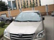 Bán xe Toyota Innova đời 2015, màu vàng, số sàn giá Giá thỏa thuận tại Hà Nội