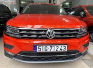 Bán Volkswagen Tiguan Allspace phiên bản nâng cấp 2019, Sx cuối 2018 màu đỏ giá 1 tỷ 290 tr tại Tp.HCM