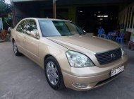 Bán Lexus LS 430 sản xuất năm 2001, màu vàng, nhập khẩu xe gia đình giá 455 triệu tại Đồng Tháp