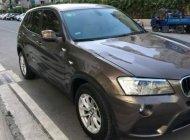 Bán BMW X3 đời 2012, màu nâu giá 1 tỷ 90 tr tại Tp.HCM