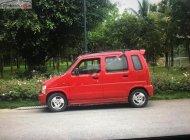 Chính chủ bán xe Suzuki Wagon R+ 2001, màu đỏ giá 95 triệu tại Hà Nội