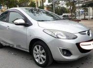 Bán Mazda 2 đời 2011, màu bạc, đăng ký sử dụng 2012 giá 350 triệu tại Hà Nội
