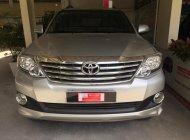 Bán Toyota Fortuner 2014, màu bạc giá cạnh tranh giá 820 triệu tại Tp.HCM
