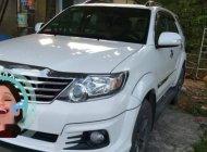 Bán xe Toyota Fortuner đời 2015, màu trắng  giá 870 triệu tại Đà Nẵng