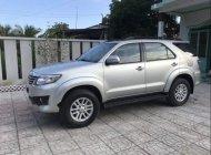 Bán Toyota Fortuner sản xuất năm 2013, màu bạc giá cạnh tranh giá 765 triệu tại Kiên Giang