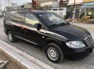 Cần bán lại xe Ssangyong Stavic MT đời 2008, màu đen, xe đẹp giá 275 triệu tại Tp.HCM