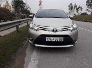 Bán Toyota Vios E năm sản xuất 2018, màu vàng giá 505 triệu tại Nghệ An