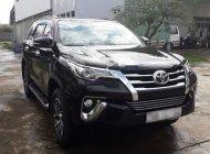 Cần bán lại xe Toyota Fortuner 4x4AT đời 2017, màu đen, xe đẹp, đầy đủ đồ chơi giá 1 tỷ 140 tr tại Khánh Hòa