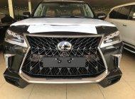 Bán Lexus LX570 Super Sport S 2019 màu đen, nội thất nâu da bò, xe xuất Trung Đông mới 100%. giá 9 tỷ 50 tr tại Hà Nội