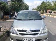 Cần bán lại xe Toyota Innova G sản xuất 2007, màu bạc xe gia đình giá 330 triệu tại Bạc Liêu