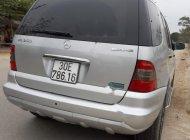 Bán xe Mercedes ML350 đời 2004, màu bạc, xe nhập như mới giá 390 triệu tại Bắc Ninh